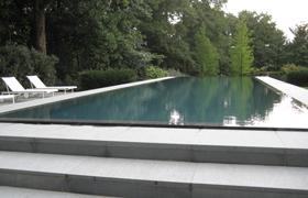 Avantgarden Hedendaagse tuinen Eenvoud creeert rust