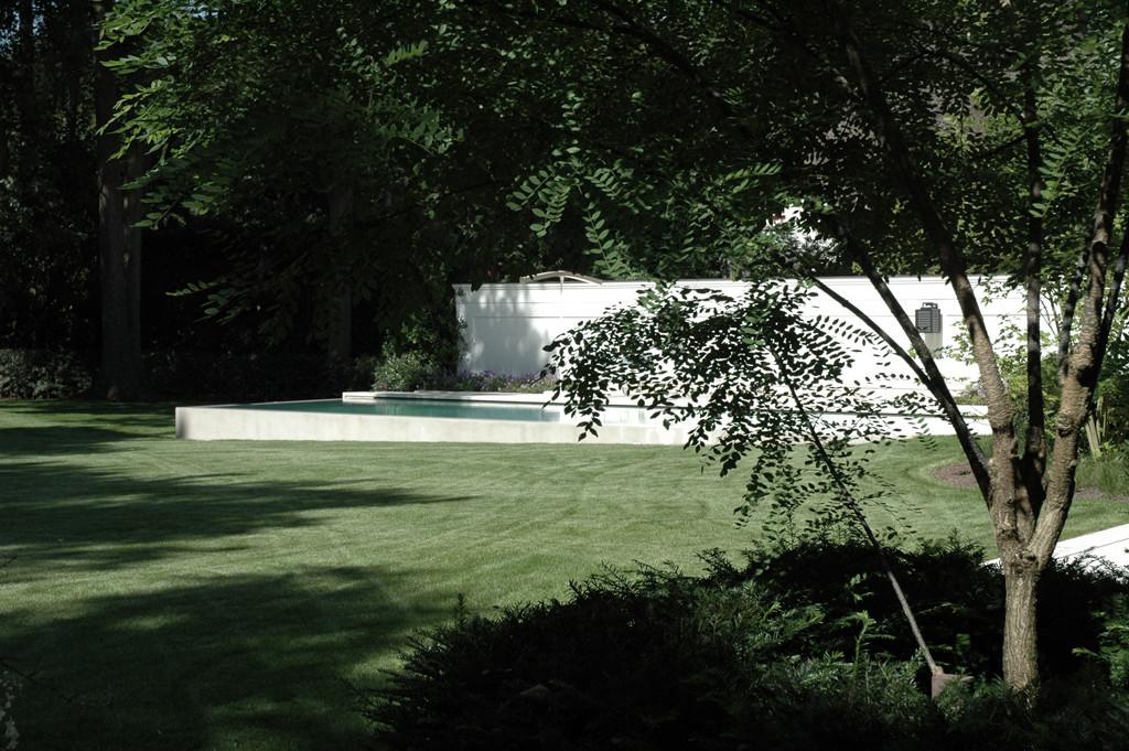 moderne tuin ontwerp