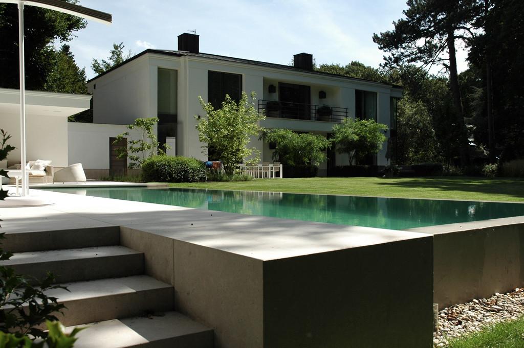 Moderne tuin ontwerp ge nspireerd op klassieke zentuin avantgarden - Moderne lounges fotos ...