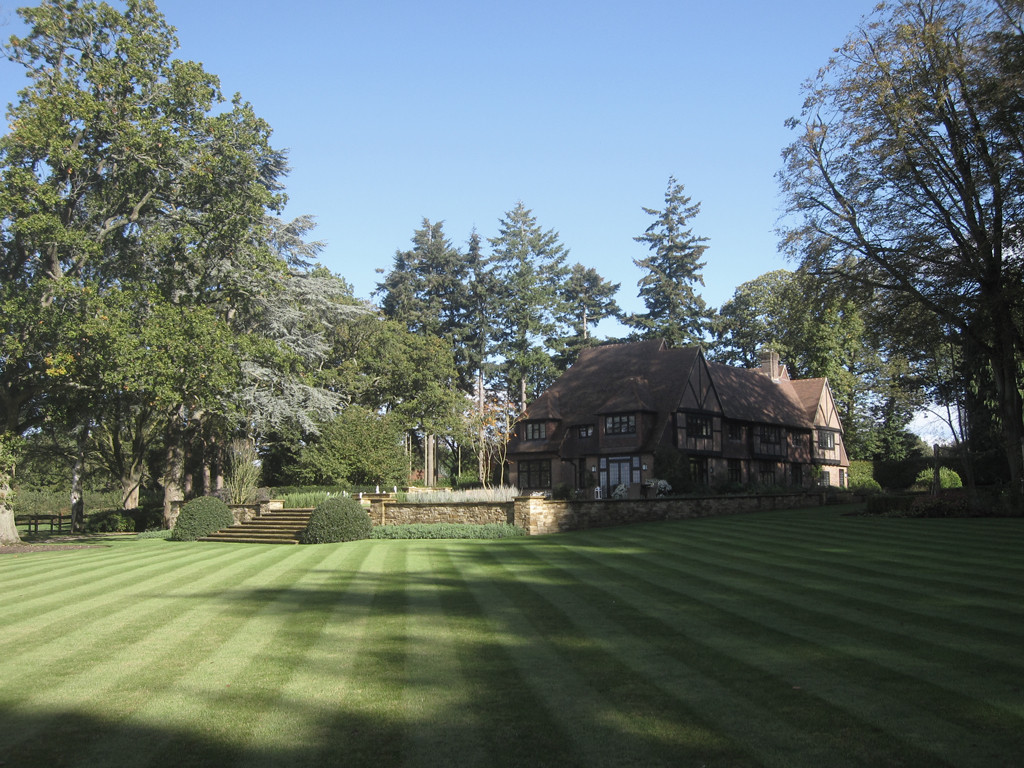 restauratie engelse tuin