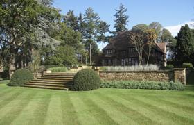 Avantgarden Kasteeltuinen en domeinen Ode aan Engelse tuinarchitecte