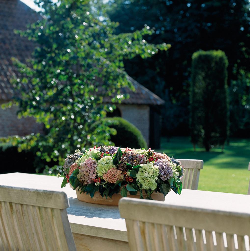 ontwerp engelse tuin