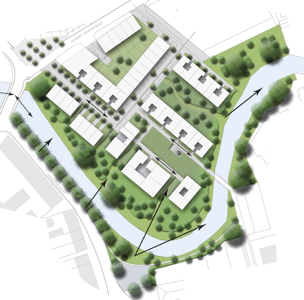 aanleg woonpark