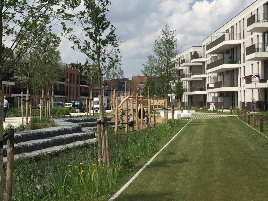 De Weverij woonproject in Sint-Niklaas
