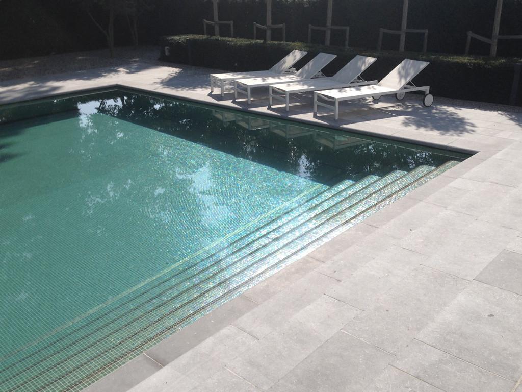 aanleg zwembad wilrijk